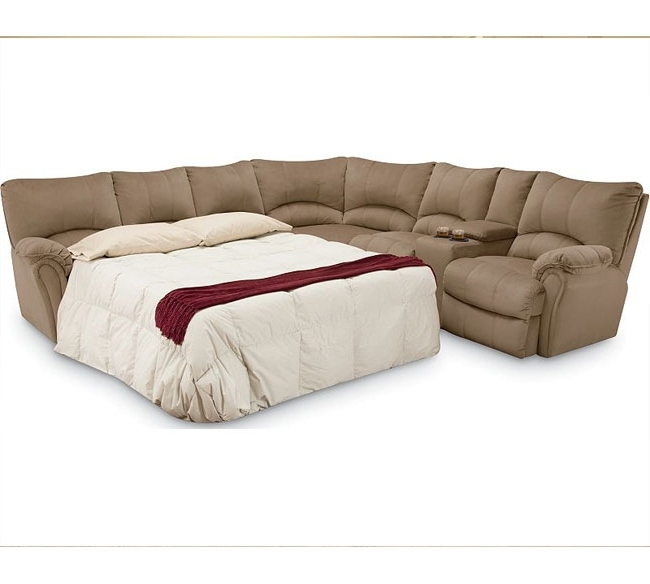 Awesome Sleeper Sectional Sofas Simple Modern Furniture Ideas With Inside Well Known Lane Furniture Sofas (View 3 of 10)