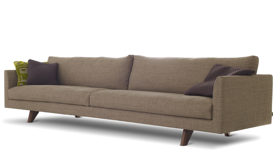 Axel 4 Seat Sofa – Hivemodern Within Trendy 4 Seater Sofas (View 4 of 10)