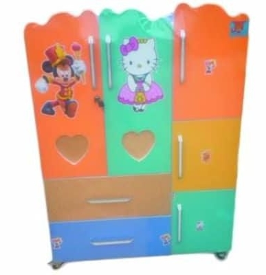 Baby Wooden Wardrobe For With Seven Doors Price From Konga In With Regard To Well Known Cheap Baby Wardrobes (View 2 of 15)