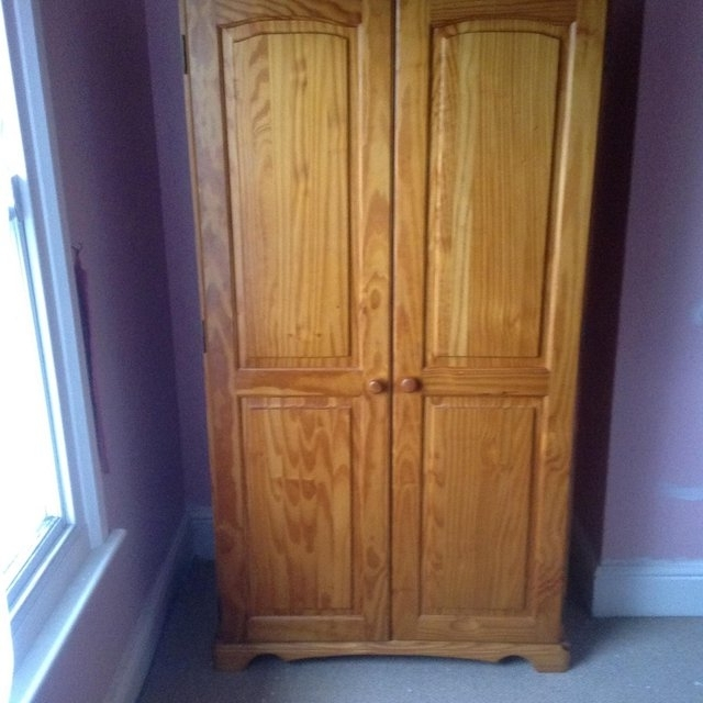 Bargain Wardrobes – Second Hand Household Furniture, Buy And Sell With Famous Bargain Wardrobes (View 1 of 15)