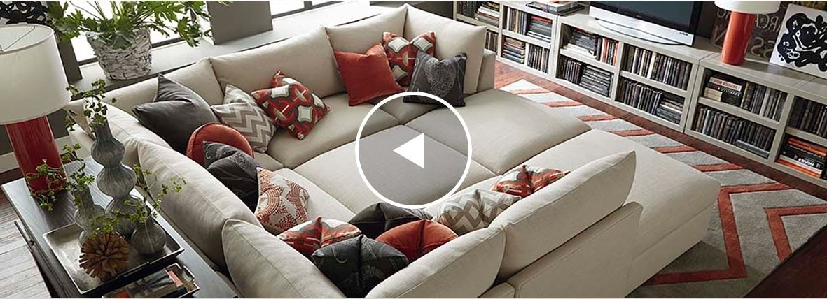 Bassett Furniture Pertaining To Newest Sectional Sofas At Bassett (View 4 of 10)