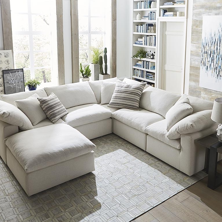 Bassett Home Furnishings Throughout U Shaped Sectionals (View 2 of 10)