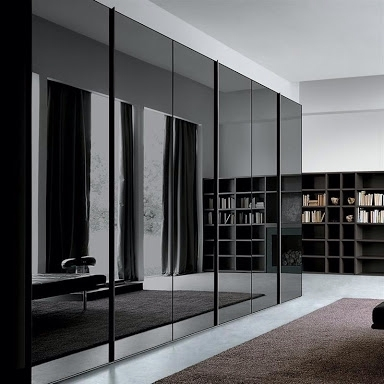 Featured Photo of Black Glass Wardrobes