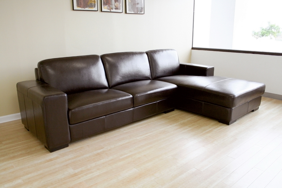 Beautiful Leather Chaise Sofa Sectional Sofas Get The Best Styles Throughout Most Recent Leather Chaise Sectionals (View 1 of 15)