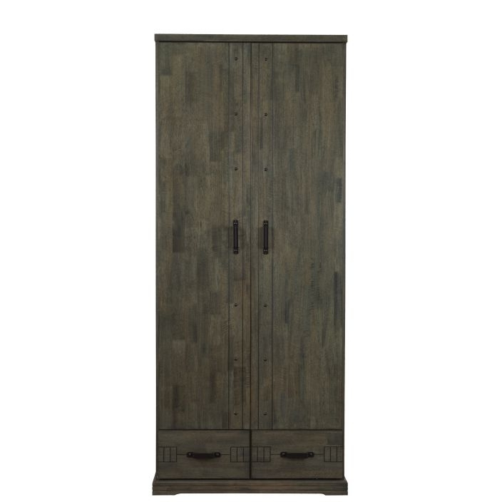 Bedroom Furniture Pertaining To Industrial Style Wardrobes (View 2 of 15)