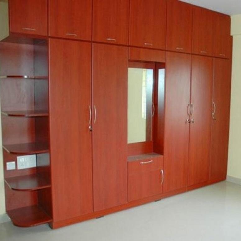Featured Photo of 5 Door Wardrobes Bedroom Furniture