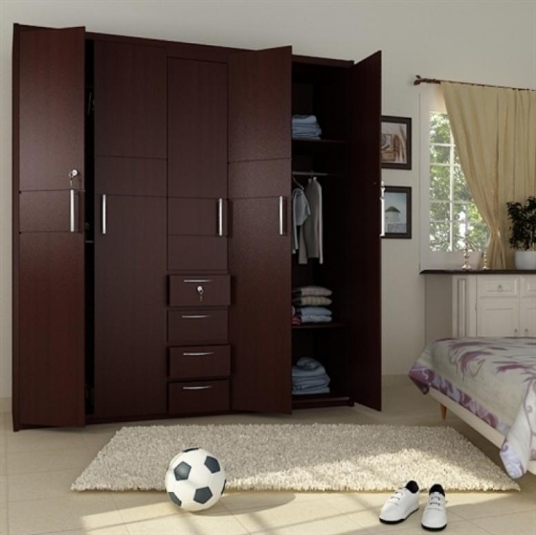 Bedroom : Likable 5 Door Wardrobe Bedroom Furniture Bedrooms With Preferred 5 Door Wardrobes Bedroom Furniture (View 3 of 15)