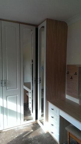 Bedroom Wardrobes And Matching Furniture In Old Basing, Hampshire Pertaining To 2017 Hampshire Wardrobes (View 1 of 15)