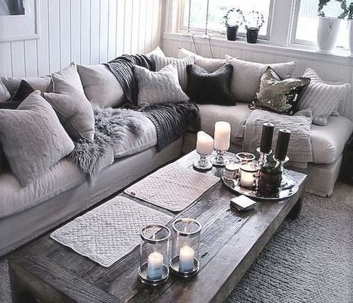Best 20 Grey Sectional Sofa Ideas On Pinterest Sectional Sofa In Throughout Best And Newest Light Grey Sectional Sofas (View 2 of 10)