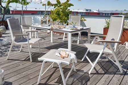 Best And Newest Aluminum Patio Furniture (View 6 of 15)
