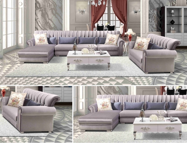Best And Newest Excellent Royal Style Sofa Set Palace Furniture Fabrics In  High Within High End