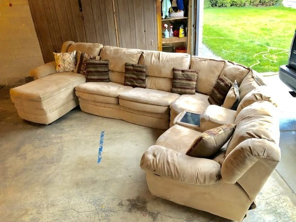 Best And Newest Modern 4 Piece Sectional Couch (Furniture) In Vancouver, Wa – Offerup Intended For Vancouver Wa Sectional Sofas (View 1 of 10)
