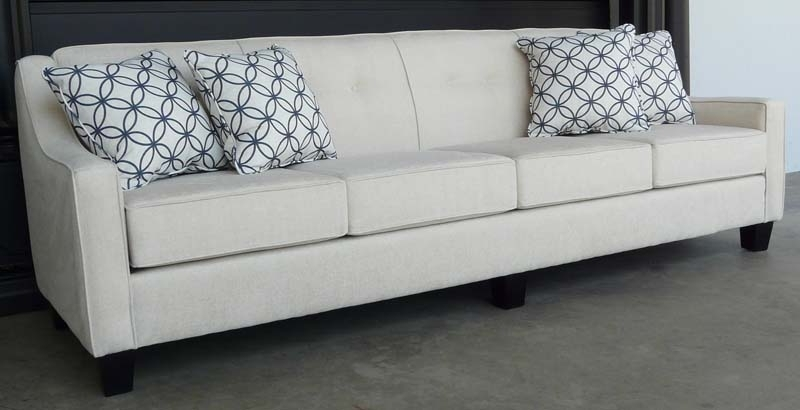 Best And Newest Natalie 4 Seater Sofa No Base Within 4 Seat Sofas (View 5 of 10)