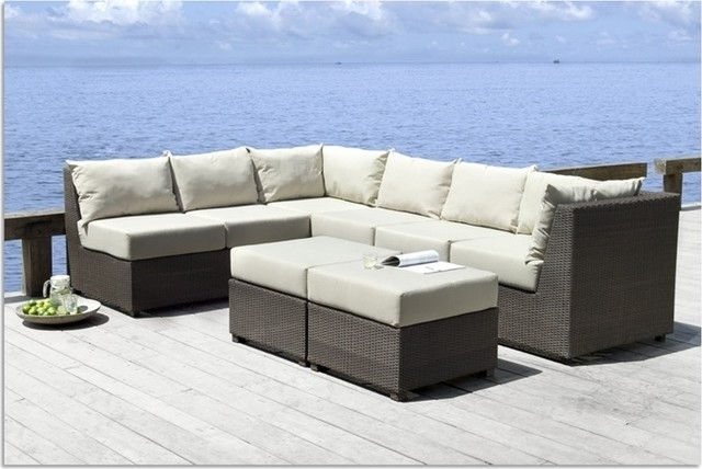 Best And Newest Outdoor Sofa Chairs With Unique Outdoor Sofa Furniture With Outdoor Sofas Image 1 Of  (View 2 of 10)