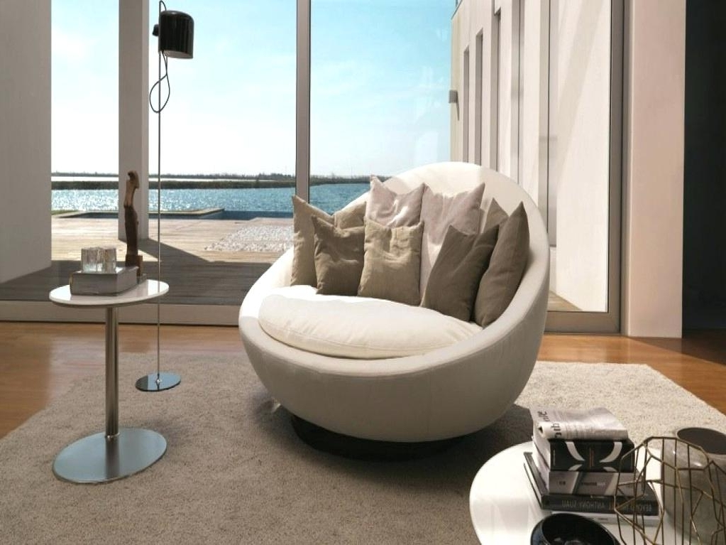 Best And Newest Round Sofa – Rroom Regarding Round Sofas (View 9 of 10)