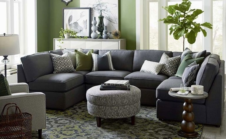 Best And Newest Small U Shaped Sectional Sofa – Loccie Better Homes Gardens Ideas With Small U Shaped Sectional Sofas (View 1 of 10)