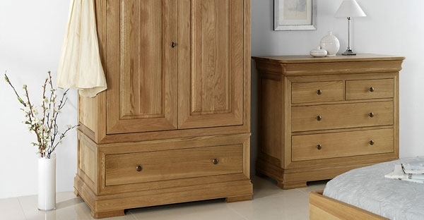Best And Newest Wardrobes For Bedrooms – Walnut, Pine & Oak Furniture Sale Online Intended For Oak Wardrobes For Sale (View 10 of 15)