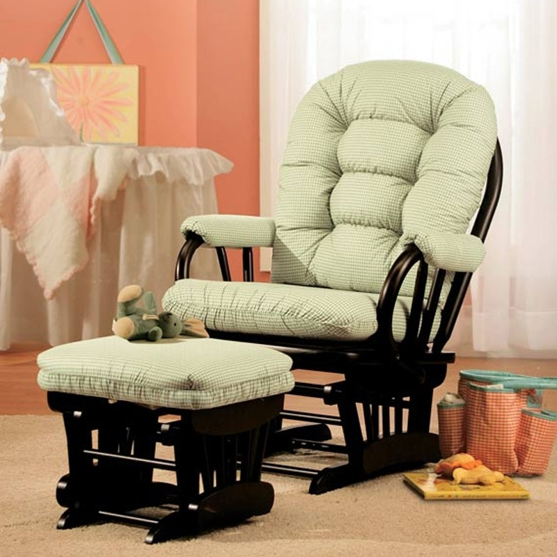 Best Chairssona Glider And Ottoman Co Pak Baby Go Round Throughout Favorite Gliders With Ottoman (View 9 of 10)