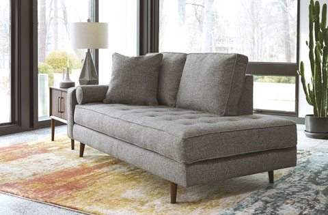 Best Furniture Mentor Oh: Furniture Store – Ashley Furniture Inside Popular Corner Chaises (View 2 of 15)