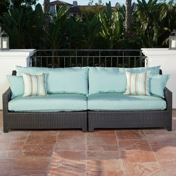 Best Of Patio Sofas (View 2 of 10)