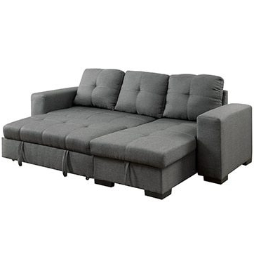 Best Sectional Sofas For Small Spaces – Overstock Within Current Small Couches With Chaise (View 1 of 15)