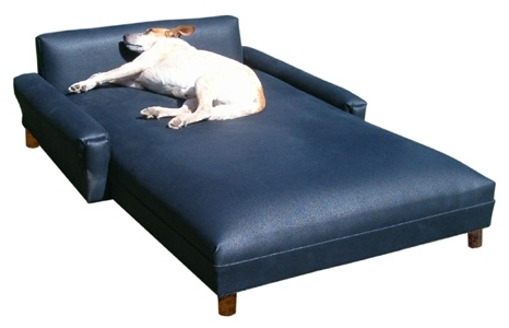 Big Dogs Beds Pet Chaise Lounges Intended For Favorite Chaise Lounge Beds (View 1 of 15)