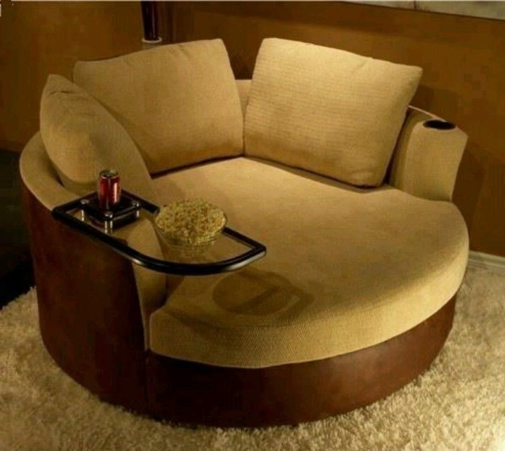 2019 Best Of Big Round Sofa Chairs