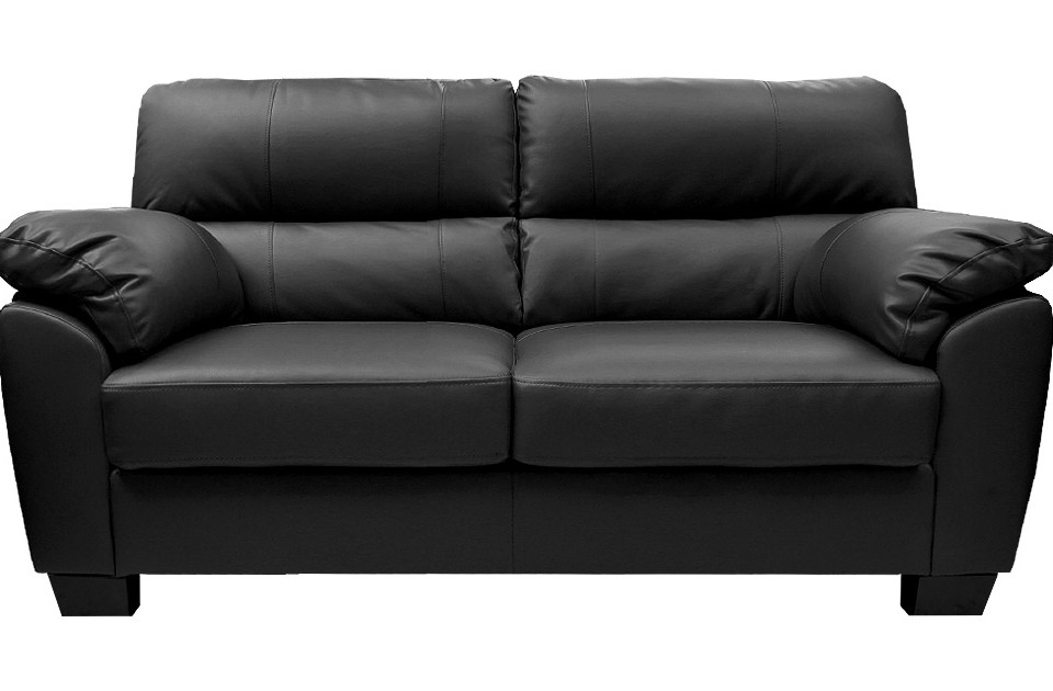 Black 2 Seater Sofas With Regard To Well Known An Overview Of 2 Seater Sofa – Elites Home Decor (View 3 of 10)