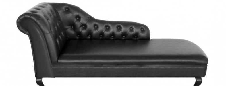 Black Leather Chaise Lounges With Most Popular Impressive 36 Best Divans Images On Pinterest Chaise Lounges (View 5 of 15)