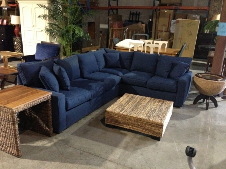 Blue Sectional Sofas With Regard To Most Up To Date Vanity Blue Sectional Sofa Sofas Designs And Ideas (View 5 of 10)