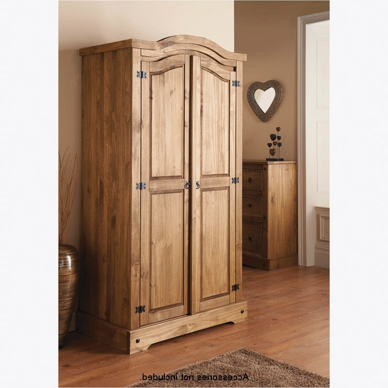 B&m Rio 2 Door Wardrobe –  (View 2 of 15)