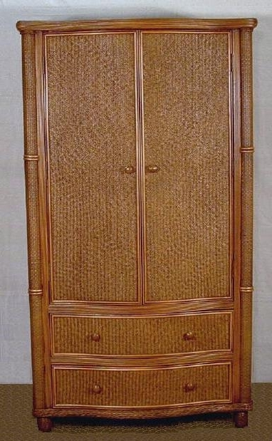 [%Bombay Rattan Wicker Wardrobe Armoire [Bombayward] : Jaetees Regarding Well Known Rattan Wardrobes|Rattan Wardrobes For Well Known Bombay Rattan Wicker Wardrobe Armoire [Bombayward] : Jaetees|Fashionable Rattan Wardrobes Inside Bombay Rattan Wicker Wardrobe Armoire [Bombayward] : Jaetees|Most Recently Released Bombay Rattan Wicker Wardrobe Armoire [Bombayward] : Jaetees Intended For Rattan Wardrobes%] (View 1 of 15)