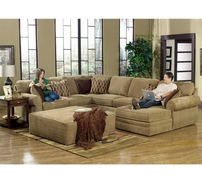 Bonners Furniture Pertaining To Well Liked Broyhill Sectional Sofas (View 4 of 10)