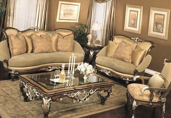 Brilliant Elegant Chairs For Living Room Home Design On Furniture Regarding Current Elegant Sofas And Chairs (View 9 of 10)