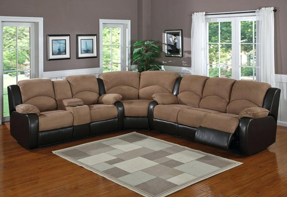 Brown Leather Sectional Sleeper Sofa Fancy Sectional Sleeper Sofa Within Favorite Sectional Sofas In Hyderabad (View 1 of 10)