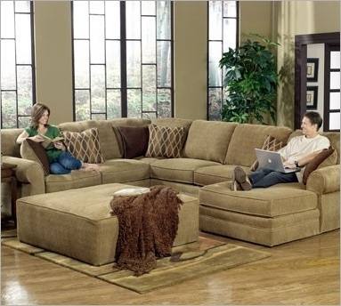 Broyhill With Regard To Recent Broyhill Sectional Sofas (View 7 of 10)