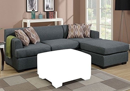 Buy 1Perfectchoice Bobkona Sectional Reversible Intended For Sofas With Reversible Chaise (View 2 of 15)