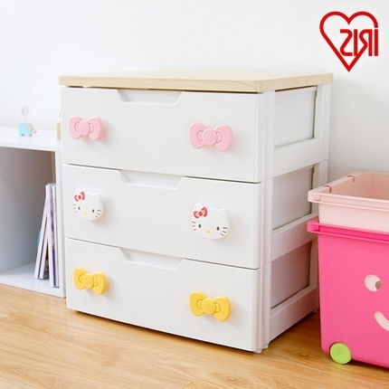 Buy Alice Iris Childrens Environmental Plastic Storage Drawer Within Most Up To Date Cheap Baby Wardrobes (View 3 of 15)