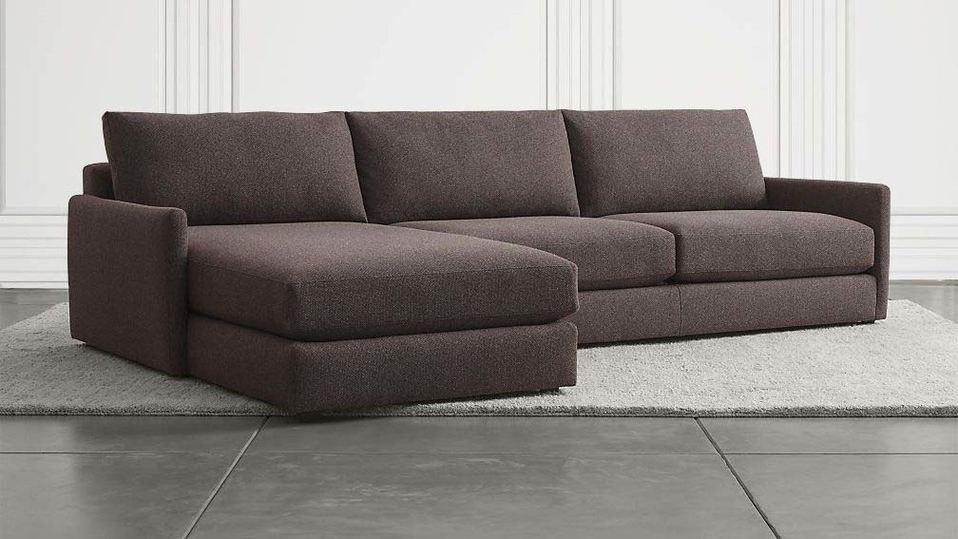 Buy Kingston Sectional Sofa With Smooth Fabric Online India Throughout Popular Kingston Sectional Sofas (View 4 of 10)