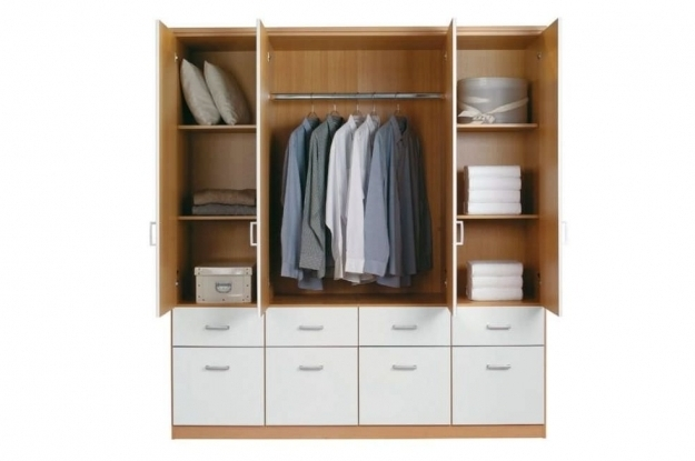 Buy Rauch Bremen Combi Wardrobe Online – Cfs Uk With Most Recent Combi Wardrobes (View 2 of 15)