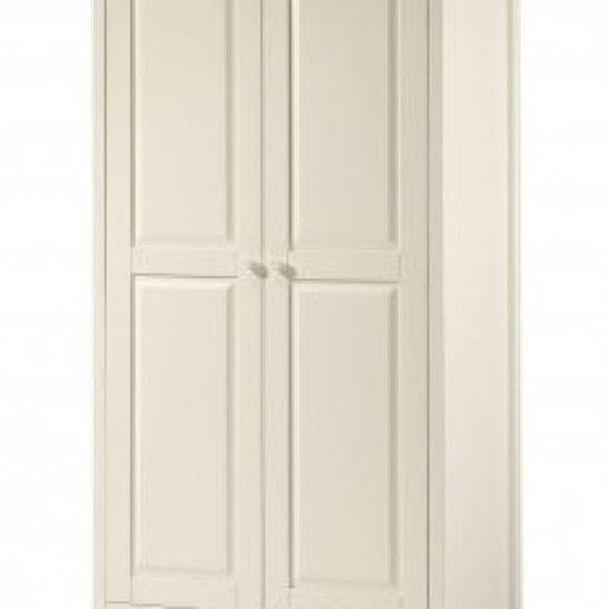 Cameo 2 Door Wardrobes With Regard To Fashionable Cameo Ivory 2 Door Wardrobe (View 2 of 15)