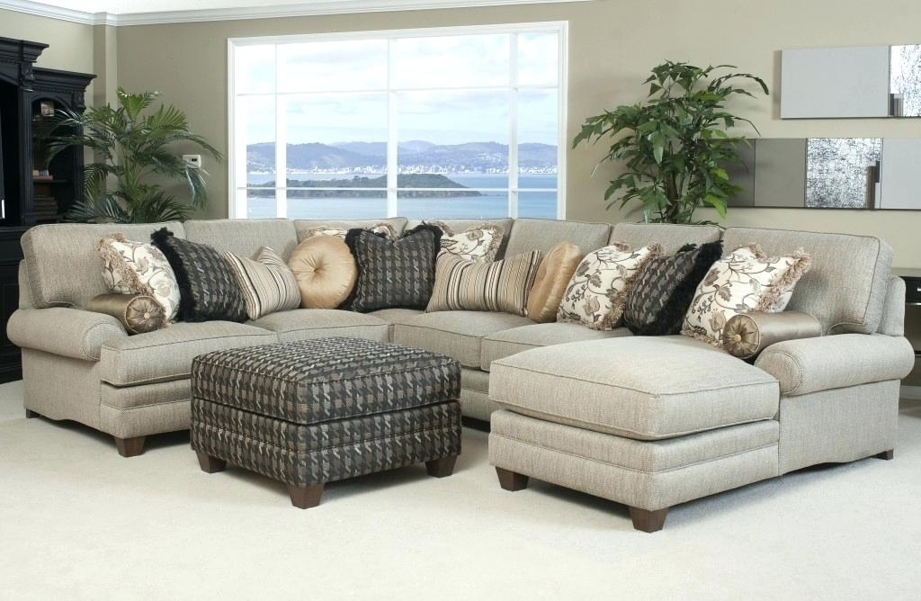 Canada Sale Sectional Sofas Intended For Popular U Sectional Sofa U Shaped Sectional Sofa Fabric Contemporary (View 2 of 10)