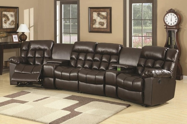 Carehouse With Well Known Sectional Sofas With Consoles (View 2 of 10)