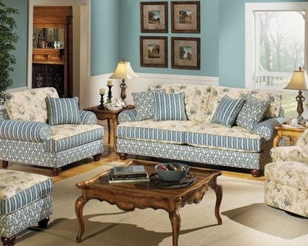 Featured Photo of Cottage Style Sofas And Chairs