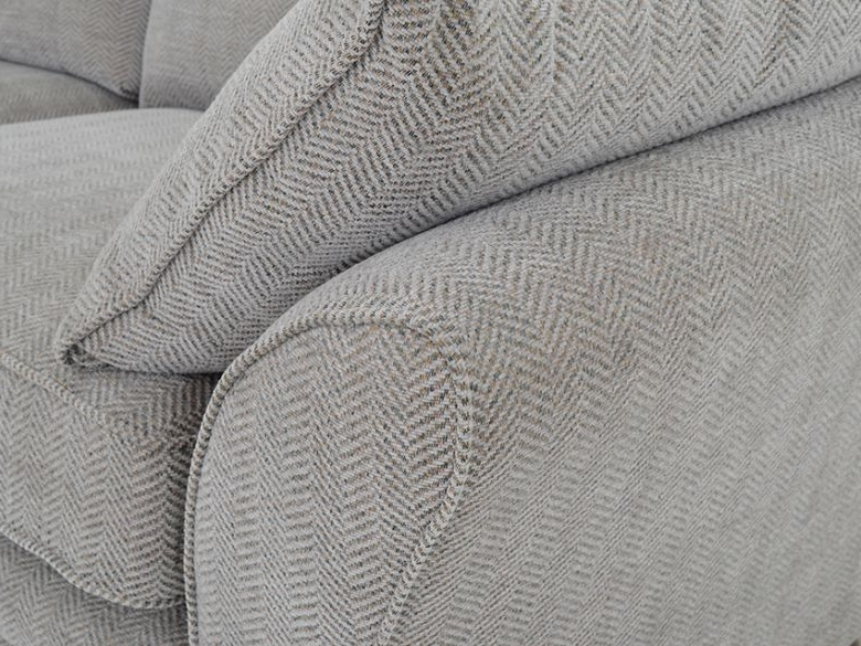 Cavan Large Fabric Sofa – Lee Longlands Within Most Up To Date Tweed Fabric Sofas (View 1 of 10)