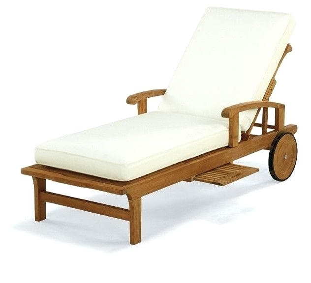 Cedar Chaise Lounge – Bankruptcyattorneycorona Regarding Latest Martha Stewart Outdoor Chaise Lounge Chairs (View 1 of 15)