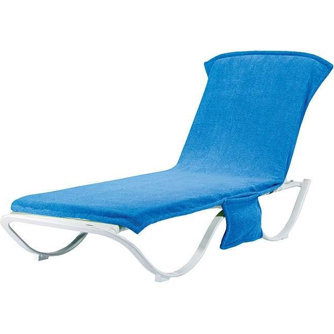 Chaise Lounge Beach Chairs Throughout 2018 Beach Chaise Lounge Chair (View 8 of 15)