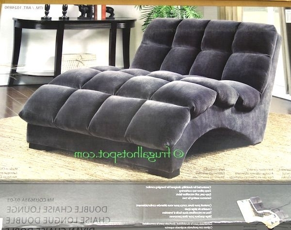 Chaise Lounge Chairs At Costco In Current Bainbridge Double Chaise Lounge (View 4 of 15)