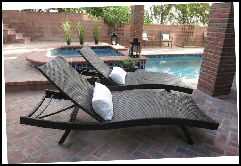 Chaise Lounge Chairs At Target With Regard To Most Popular Home Design : Gorgeous Costco Pool Chairs Target Outdoor Furniture (View 4 of 15)