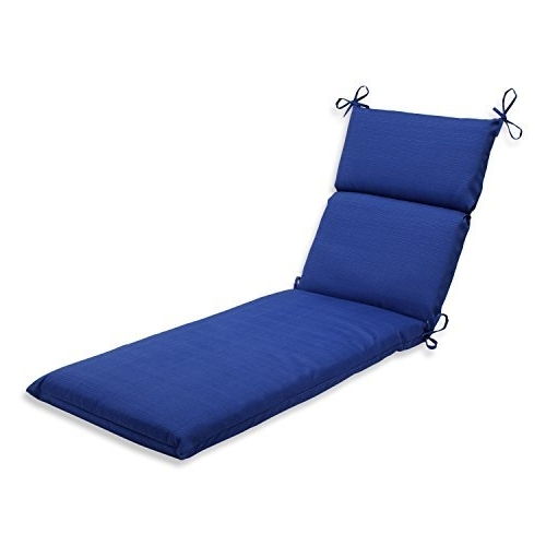 Chaise Lounge Cushions Outdoor: Amazon For Fashionable Chaise Lounge Cushions (View 5 of 15)